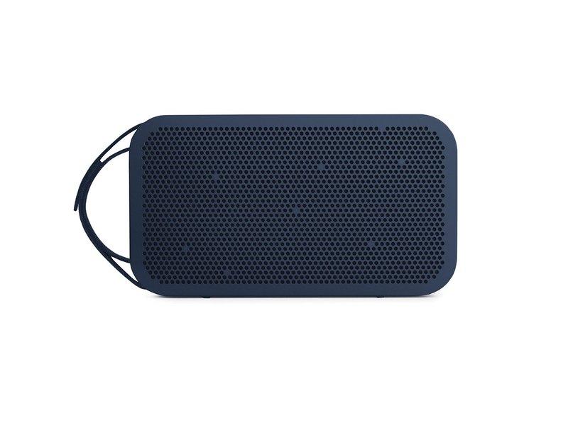B&O PLAY BeoPlay A2 無線藍牙喇叭 典雅藍 丹麥皇室御用