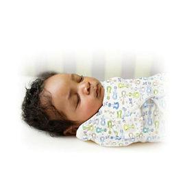 美國Summer Infant 聰明懶人嬰幼兒睡袋包巾【純棉系列-搖滾吉他】【悅兒園婦幼生活館】