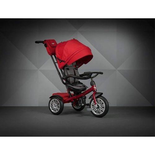 賓利 Bentley 原廠授權兒童三輪車/三輪嬰幼兒手推車-紅色★愛兒麗婦幼用品★