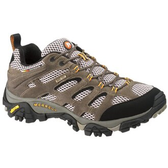《台南悠活運動家》 MERRELL 美國 Moab Mid GORE-TEX XCR 男健行登山鞋 87107