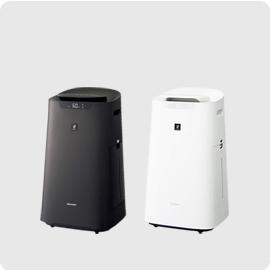 小倉家 日本公司貨 夏普 SHARP【KI-LX75】加濕空氣清淨機 適用17坪 集塵 脫臭 循環氣流