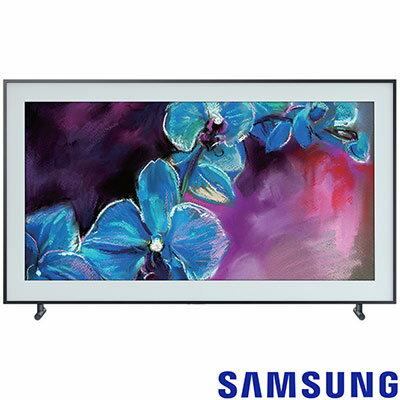 三星SAMSUNG65吋UA65LS003AWTheFrame美學電視65LS003贈藝術展架+專屬邊框