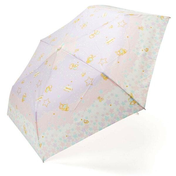 X射線【C276037】雙子星KIKILALA晴雨兩用摺疊傘,雨傘雨具晴雨兩用自動收納傘自動開合傘高防曬UV傘