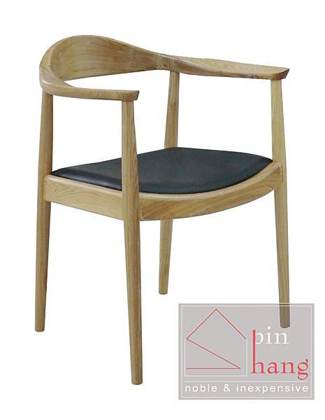 【尚品傢俱】419-27 羅賓 扶手總統椅/和室椅/房間椅/木紋休閒椅《台中多區免運》