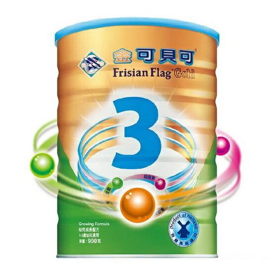 金可貝可®幼兒成長配方(900g×1罐)