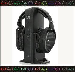 弘達影音多媒體 聲海SENNHEISER RS175 無線耳機組 宙宣公司貨 保固兩年