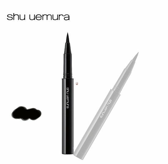 Shu uemura 植村秀 超精準流眼線筆芯0.45ml ( 不含筆管) (黑01)