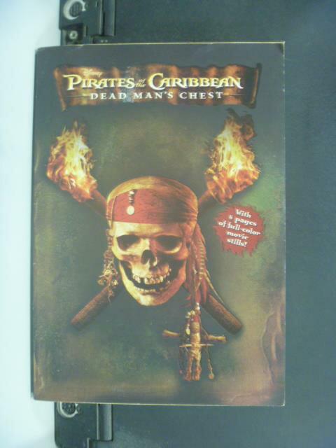 【書寶二手書T3/原文小說_GMZ】Pirates of the Caribbean