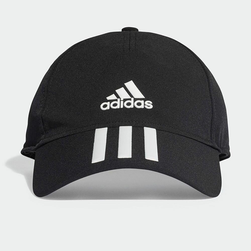 【全館滿額88折】Adidas Aeroready 4ATHLTS 帽子 老帽 休閒 遮陽 吸汗快乾 黑【運動世界】FK0882