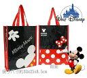 日本進口 Disney 迪士尼 米奇 米尼 手提袋/包包 《 可裝A4文件 》 ★ 夢想家精品生活家飾 ★