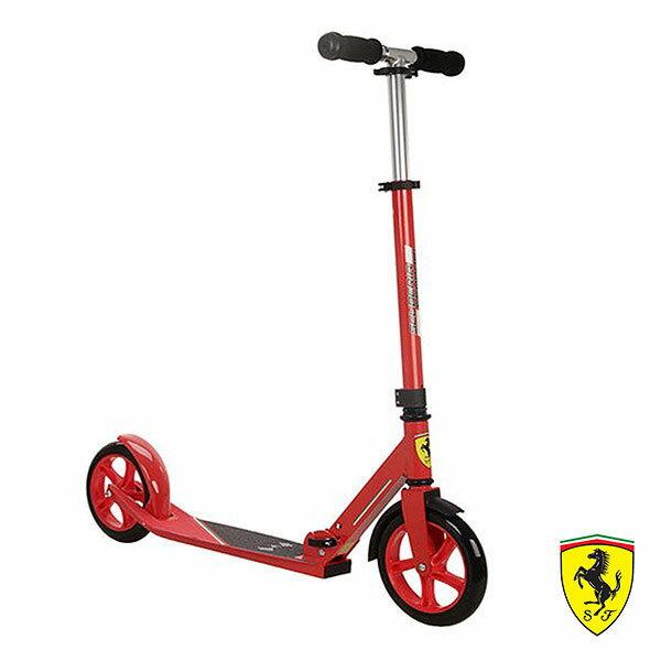 FERRARI。兩輪折疊減震滑板 滑行車 (成人用) 63-54635/法拉利/滑板車