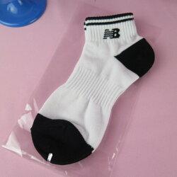 代購 正韓 New Balance 運動襪 NBSOX01 22-24cm 黑白 【iSport愛運動】