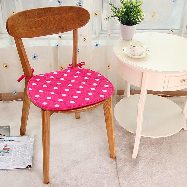回彈記憶棉綁帶椅墊 方形 坐墊 椅背墊 椅子 餐椅 辦公室 綁繩 沙發墊 電腦椅【櫻桃飾品】【24212】