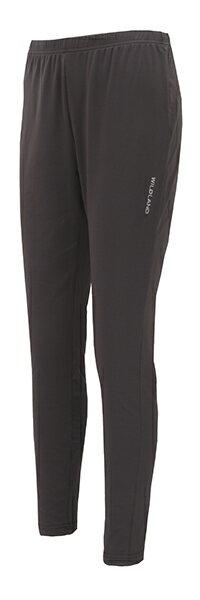 【【蘋果戶外】】荒野 W2658-93 Wildland 深灰色 中性 遠紅外線9分褲 遠紅外線/內搭/透氣/彈性/保暖褲