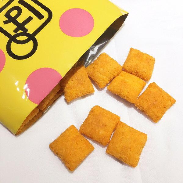 【北海道福太郎出品】起司泡芙-鱈魚籽風味 5袋入 25gx5 預購 本次出貨時間4 / 8左右 2