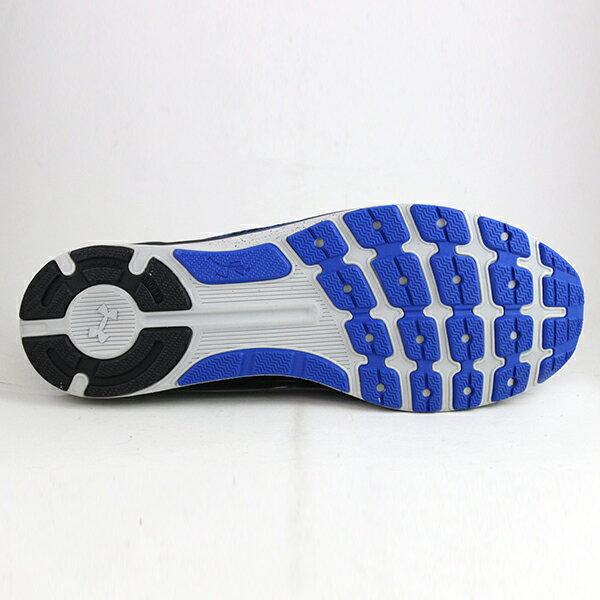 《下殺5折》Shoestw【1295725-907】UNDER ARMOUR Charged Bandit 3 慢跑鞋 漸層 藍色 男生 3