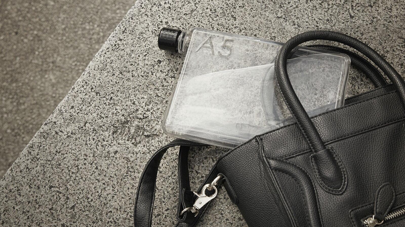 Memobottle A5 無毒環保旅行水壺 時尚水壺 澳洲設計 台灣製造 7