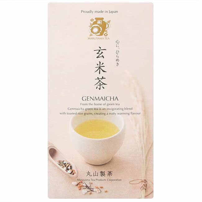 【丸山製茶】煎茶茶包20入  /  玄米茶茶包20入 40g 日本進口茶包 常溫配送 3
