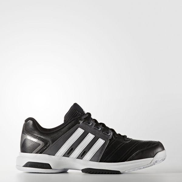 《限時特價↘7折免運》Adidas Barricade Approach Str 男鞋 網球鞋 運動鞋 黑 灰銀 白 【運動世界】 AQ2281