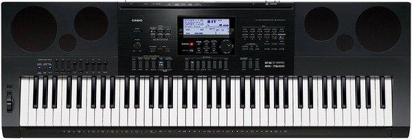 唐尼樂器 TONY MUSIC CASIO 卡西歐 WK-7600 76鍵電子琴(全新高階琴款, 附琴袋超值配件現場教學)【唐尼樂器】
