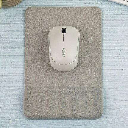 滑鼠墊 護腕創意記憶硅膠辦公手枕滑鼠手托3D手腕墊滑鼠墊小號簡約加厚立體滑鼠墊 莎瓦迪卡 全館限時8.5折特惠!