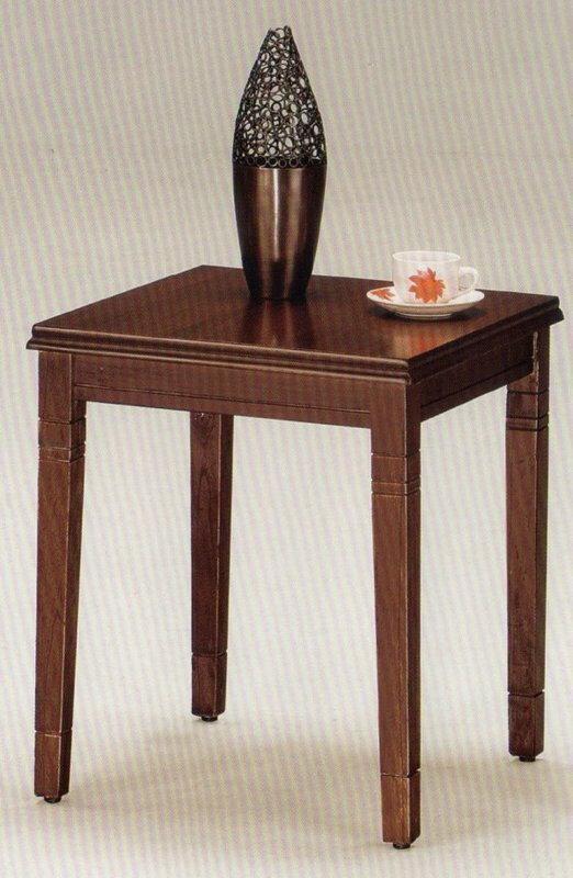 ╭☆雪之屋居家生活館☆╯A292-03 復古實木腳方形茶几/茶桌/休閒桌/餐桌/咖啡桌