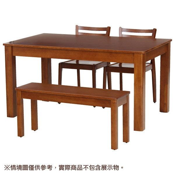◎(OUTLET)實木長凳 比特#18C11(柚木色) 南洋檜木 福利品 NITORI宜得利家居 3