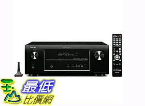 [COSCO代購 如果沒搶到鄭重道歉] Denon 7.2 聲道 HD 環繞擴大機 AVR-2313CI W108686