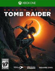 [刷卡價] 預購2018/9/14 Xbox One 古墓奇兵 暗影 Shadow of the Tomb Raider 中英文合版