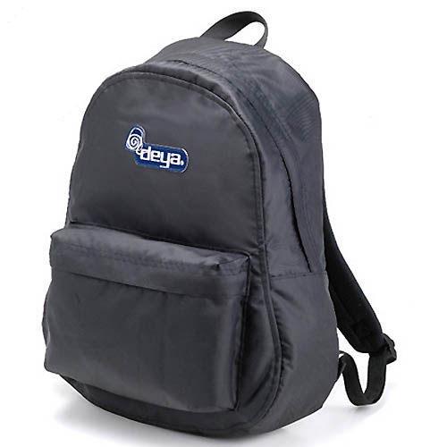後背包 / deya- 經典系列 經典後背包--復古黑-男女學生潮包旅遊包 C1510