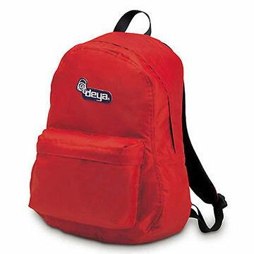 後背包 / deya- 經典系列 經典後背包--魅惑紅-男女學生潮包旅遊包 C1511