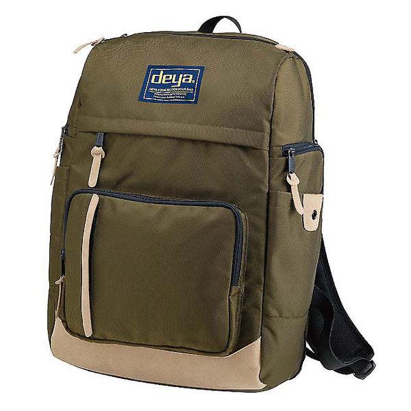 後背包 / deya-輕質尼龍經典後背包--海軍綠-時尚潮包 C2702 - 限時優惠好康折扣