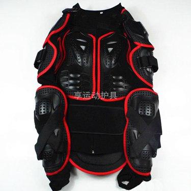 越野摩托車護甲衣騎士護具防護裝備賽機車防摔衣服男騎行盔甲618購物節 3
