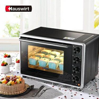 電烤箱 A30電烤箱家用烘焙蛋糕多功能全自動迷你33升熱風220V    全館八八折