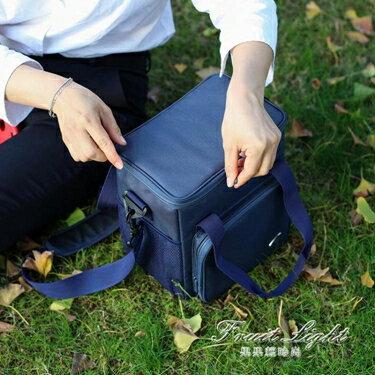 保冷袋 BOTTA DESIGN牛津布飯盒袋保溫包戶外野餐包防水大容量手提便當包 果果輕時尚618購物節 0