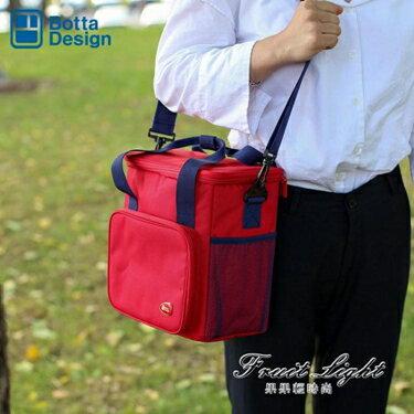保冷袋 BOTTA DESIGN牛津布飯盒袋保溫包戶外野餐包防水大容量手提便當包 果果輕時尚618購物節 2