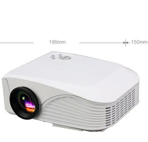投影機 無線家用高清投影機同屏手機wifi便攜家庭影院智能小型投影儀 全館八八折
