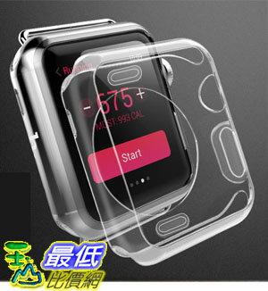 [玉山最低比價網] Apple watch 透明 保護套 保護殼 42mm 軟殼(V501076_H120)