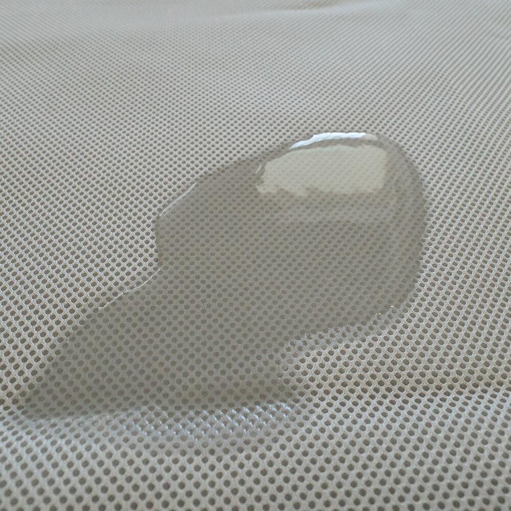 【防水】透氣網布防水床包式保潔墊 四季透氣  加強防護力 6