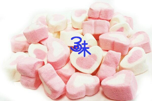 (菲律賓) 蜜意坊 造型棉花糖 (TO-62 酸在心棉花糖) 3cm) 1包1公斤 特價168元 (雪Q餅、雪花餅原料)