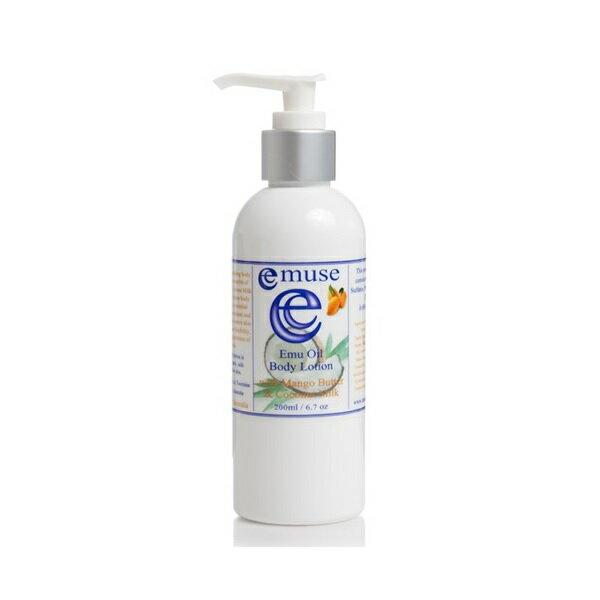 Any美麗新世界:Emu鴯鶓椰奶超保濕身體乳液250ml