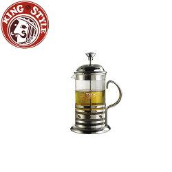 金時代書香咖啡 Tiamo 新歐風 700ml濾壓壺  HA4104
