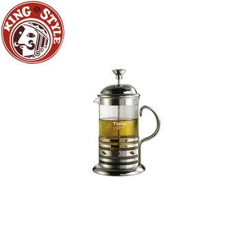 金時代書香咖啡 Tiamo 新歐風 濾壓壺 700ml