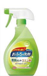 日本 第一石鹼 浴室清潔噴霧泡(除臭/草本綠草香) 380ml