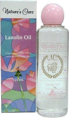*現 貨* Nature's Care 高濃縮羊毛脂油 綿羊油 Lanolin Oil 125ml