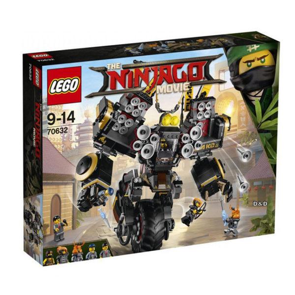 東喬精品百貨商城:樂高積木LEGO《LT70632》NINJAGO旋風忍者系列-QuakeMech