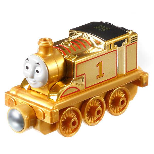 【湯瑪士小火車】合金系列 湯瑪士黃金小火車 CFR91