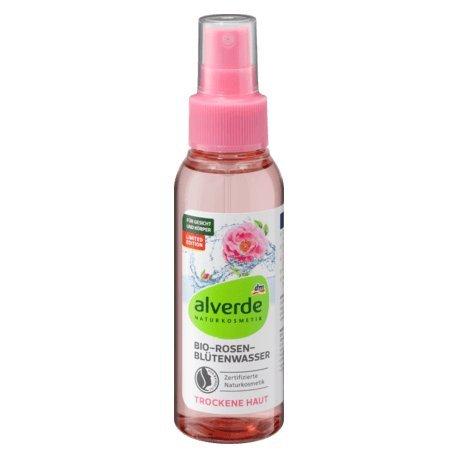 【德潮購】🌹alverde艾薇德有機野玫瑰臉部保濕定妝水噴霧100ml🌹