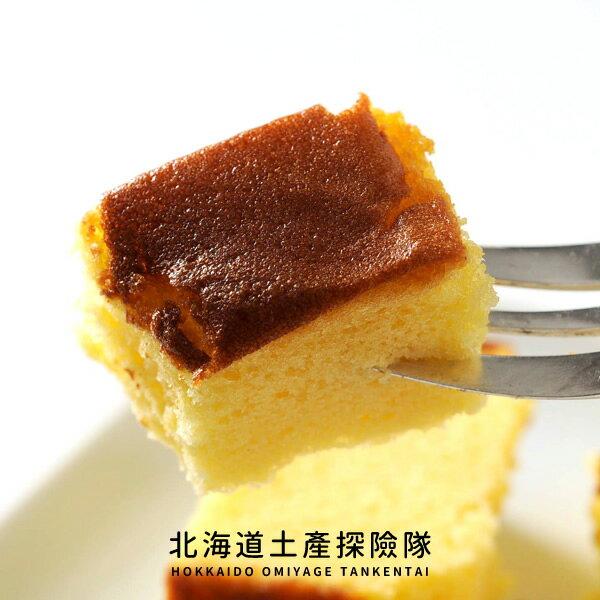 「日本直送美食」[北海道甜點] 北海道牛奶長崎蛋糕  ~ 北海道土產探險隊~ 2