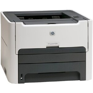 HP LaserJet 1320N Laser Printer - Monochrome - 1200 x 1200 dpi Print - Plain Paper Print - Desktop - 22 ppm Mono Print - Legal, Executive, Index Card, Envelope No. 10, Monarch Envelope, Custom Size - 250 sheets Standard Input Capacity - 10000 Duty Cycle - 4